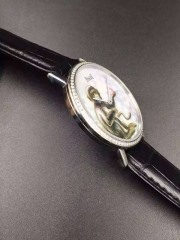 091伯爵 Altiplano系列 B135914001J50Z50 皮带 机械男表