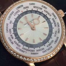 233百达翡丽B346139400003 18K真金真钻 机械男表 私人订制真金真钻手表