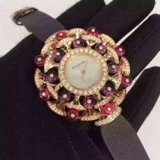 031宝格丽B346789460003 石英女表 真金 真钻 真宝石 私人订制真金真钻手表