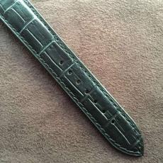 386欧米茄 尊霸系列 B17253911004 皮带 机械男表 BF