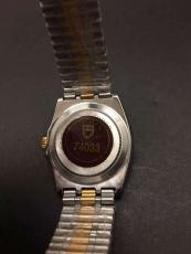 029帝舵 王子运动系列 B0484499505 钢带 机械男表