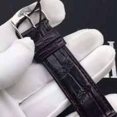 111伯爵B0377913007J100 皮带 石英男表