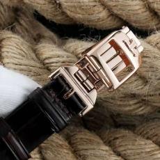 124积家.约会系列B172911502J50Z50 皮带 机械女表 BF