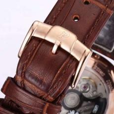 131伯爵.Piaget Altiplano系列B135913502J50Z50 皮带 机械男表