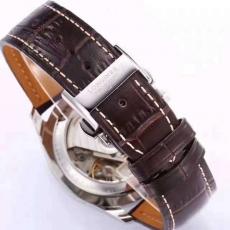 353浪琴名匠系列B312708911003 皮带 机械男表