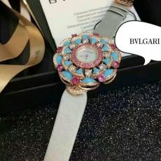 060宝格丽.创意珠宝系列B32841913501 皮带 石英女表