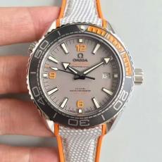 539欧米茄.海马系列.JH潜水表B131476915008 胶带 机械男表