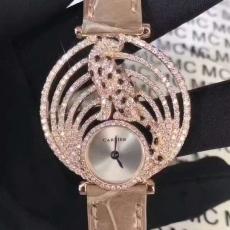 509地亚.18k真金真钻.私人订制B346749530009 皮带 石英女表真金真钻手表