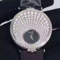 472江诗丹顿.传承系列.18k真金真钻B3462589600009 皮带 石英女表真金真钻手表