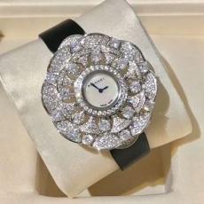 068宝格丽.创意珠宝系列B13284139135010 绢丝带 石英女表