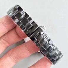 182香奈儿J12 B1313249220011 陶瓷带 石英女表 小号 KOR厂