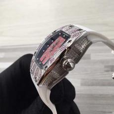 064理查德米勒RM007 B459741913504 橡胶带 机械女表