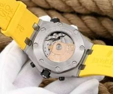 052爱彼 皇家橡树系列 B17297920008 胶带 机械男表 黄色 BF