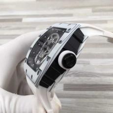 068理查德米勒.RM52-01 B459540915504 橡胶带 机械男表