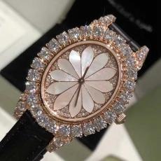 119萧邦.钻石手表系列B38245915005 皮带 石英女表