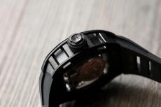 085理查徳米尔B25908799006 橡胶带 机械男表