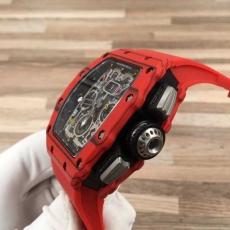 079理查德米勒.RM11-03 B459654913505 橡胶带 机械男表