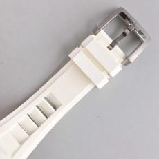197香奈儿.J12系列.白陶瓷B131527918006 橡胶带 机械情侣表 FR