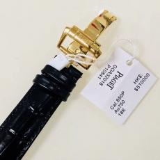 170伯爵.黑带系列B1324920506J100 皮带 机械男表