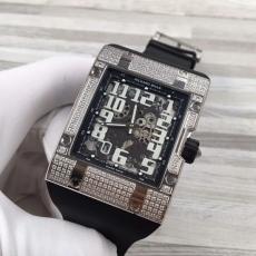 094理查德米勒.RM016方形系列B45981239145010 橡胶带 机械男表