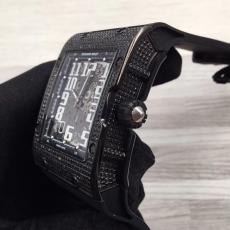 098理查德米勒.RM016方形系列B45981239145011 橡胶带 机械男表