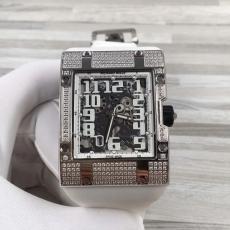 095理查德米勒.RM016方形系列B45981239145010 橡胶带 机械男表