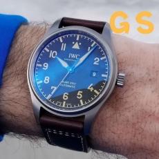 295万国.马克十八 飞行员系列B13174839180010 皮带 机械男表 GS