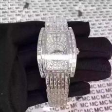 760伯爵.珠宝腕表系列.18K真金真钻B3462500009298 钢带 石英女表